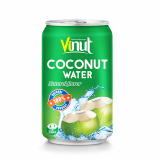 330ml Canned Coconut water
