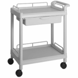 Utility Plastic Cart(Wagon, Trolley) 201K