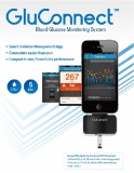 GluConnect -Blood glucose monitoring system-