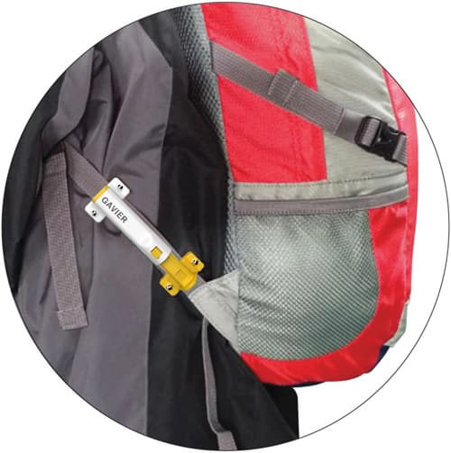 154390a213b4 Shock absorber for school bag and backpack