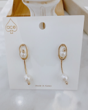 High Quality Costume jewelry EARRING IN KOREA