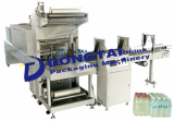 Film shrink packaging machine for PET bottle