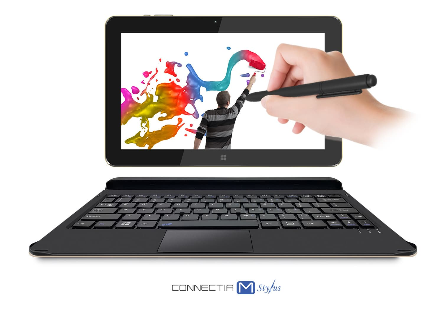 CONNECTIA_ TABLET PC_ 2IN1 PC_ LAPTOP_