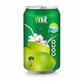 330ml Canned Pure Coconut water