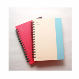 A5 Spring Notebook Line