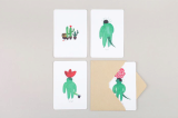 The cactus man