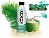 Organic Pure Coconut Water Juice