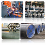 ELECTRIC RESISTANCE WELDED PIPE _ERW_