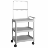 Plastic IV injection Utility 201Cart(Trolley)