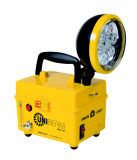 LED search light (SLED-101)