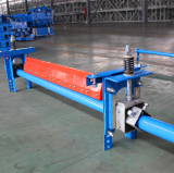 Polyurethane secondary cleaner for belt conveyor