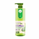 White Organia Pureun Jeju Aloe vera 95_ Hair Conditioner