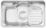 stainless steel kitchen sink - DS850 (P)