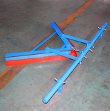 V_Plough Belt Cleaner Return Cleaner for Conveyor