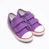 711 Two bands canvas shoes
