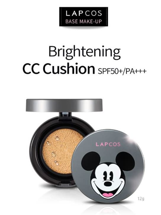 LAPCOS BRIGHTENING CC CUSHION