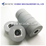 Rubber Pressure Roller Wheels for Edgebanding Machine