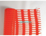 Orange Snow Fence Mesh