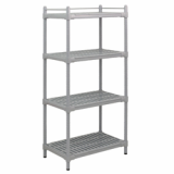 Plastic Rack Shelves(Portable)