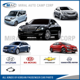 Korean Passenger Car Parts - Miral Auto Camp