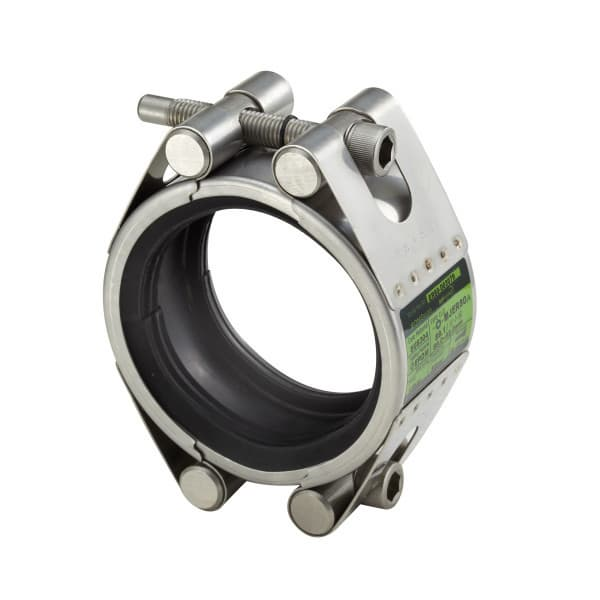 Elbow repair clamp from jeong woo coupling co ltd b