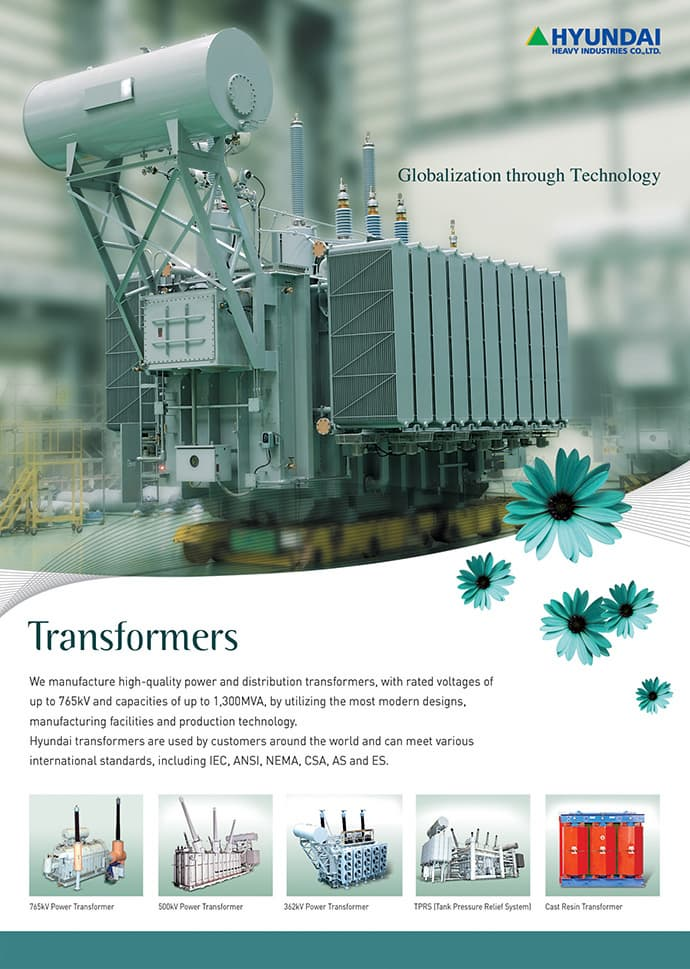 transformer from hyundai international inc b2b marketplace
