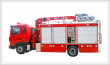[Fire Truck]Ventilation & Lighting Truck