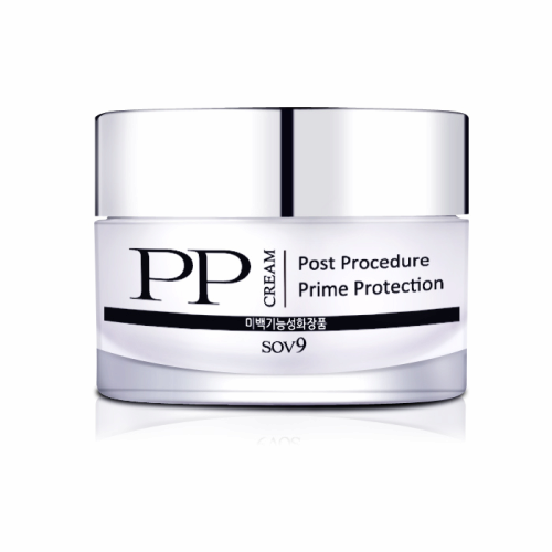 post procedure_ soothing_ trouble care and whitening cream