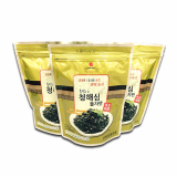 Janban Laver with Korea ginseng steamed red_