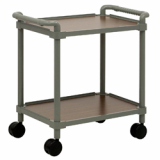 Plastic Service wood Cart(Trolley,Wagon) 2009