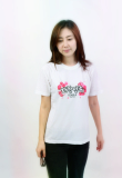 Blossom korea T-shirt- love korea T-shirt