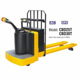 Electric Pallet Truck-Rider