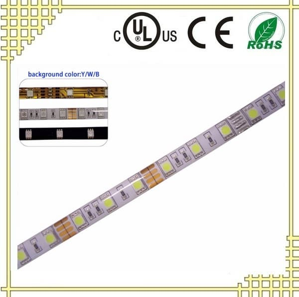 5050 SMD LED Strip with Waterproof Silicon