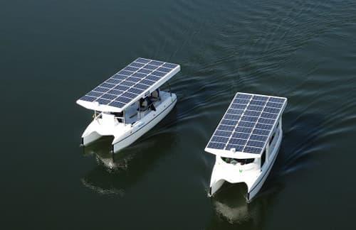E Maran Solar Boat From Korea Turbune Co Ltd B2b