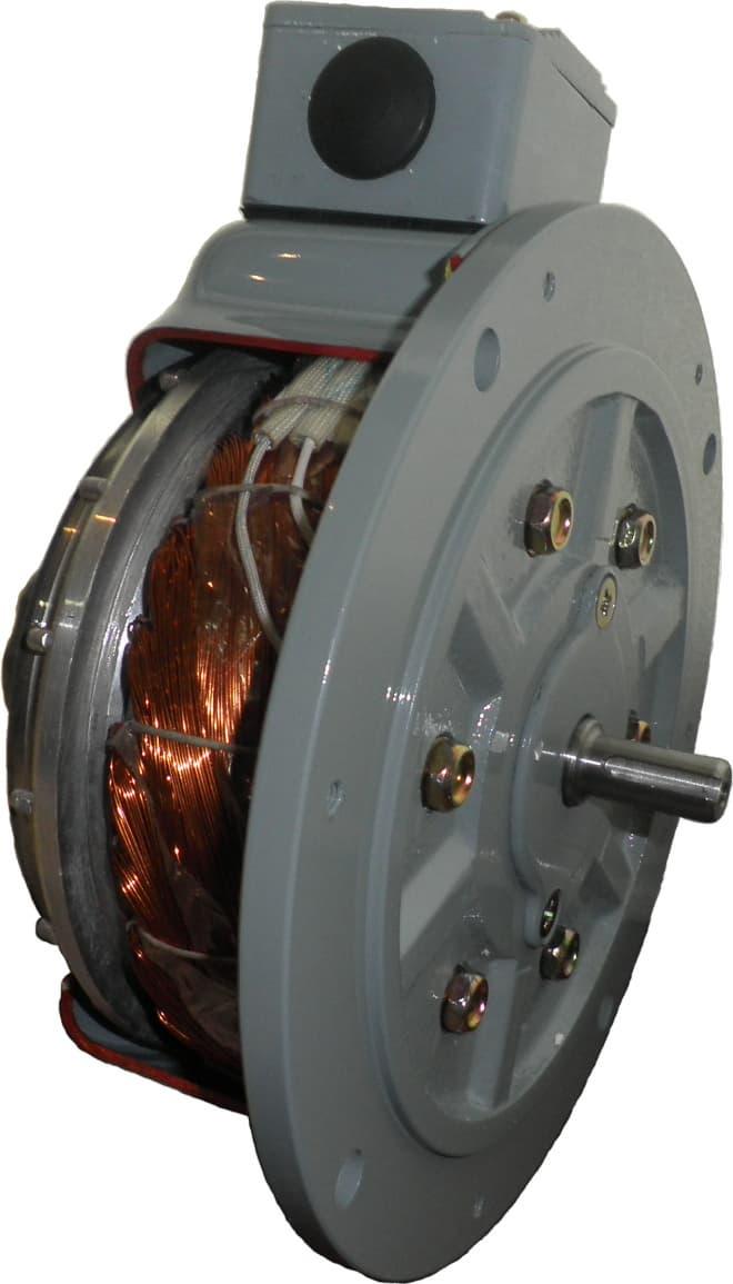 Axial Air Gap Brake Motor From Hwanghae Electric Co Ltd