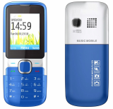 HOT sale  MTK6223 steel back cover MP3 FM BT 2 SIM 2 standby cheapest  unlocked phones