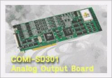 Analog Output Board