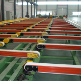 handling table Aluminum Profile Cooling Bed