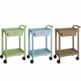Plastic Color Cart Trolley Wagon