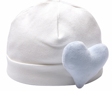 _minkelepang_ Heart_shaped Newborn Hat