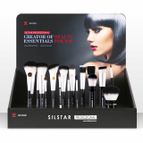 SILSTAR PROFESSONAL SINGLE COSMETIC BRUSHES COLLECTION