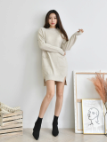 Dress_ Long Dress_ Warm Design_Comfortable_ Dependable Quali