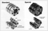 Power Coupling for Ball Screw