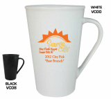 Tall V Shaped Beverage Cups_Mugs_Super Fashion