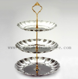 DY-7082YS3 Stainless Steel Fruit Plate