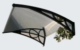 PC Canopy,Door Canopy,DIY Awning,Window Awning,Awning,Canopy,Shade