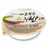 Organic polished rice jikban