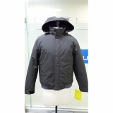 Men_s rugged faille padding jacket
