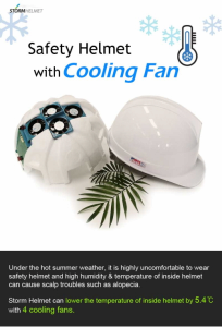 Helmet Cooling Fan - Best Helmet 2017