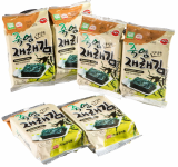Bamboo salt Traditional laver